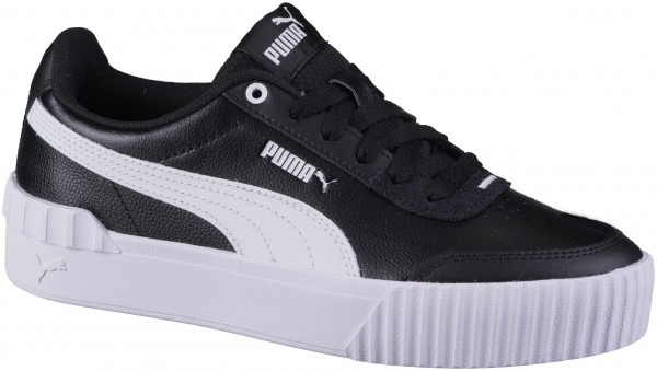 57.45.101 PUMA Carina Lift Sportschuh black/ white