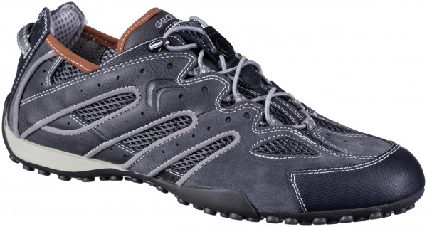 21.40.122 GEOX Sneaker dk grey/lt grey