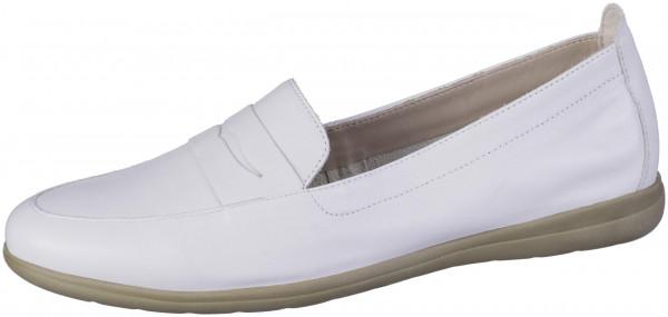 13.44.152 JANA Comfort-Slipper white
