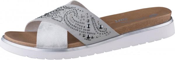 15.42.131 REMONTE Comfort-Pantolette ice/silber
