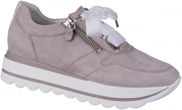 12.44.263 GABOR Sneaker antikrosa/weiss