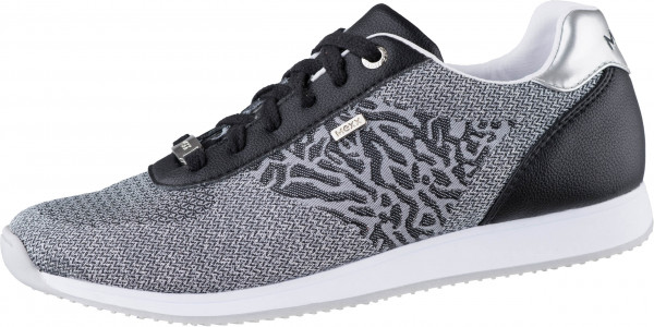12.42.175 MEXX Sneaker black/dk.grey