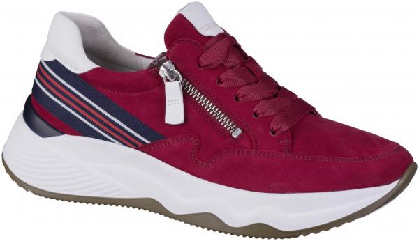 12.44.267 GABOR Sneaker rubin/weiss