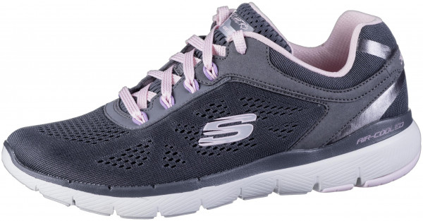 41.44.136 SKECHERS Flex-Appeal 3.0 Sportschuh charcoal/pink