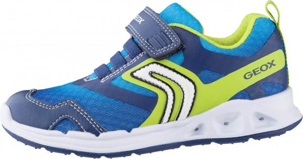 33.42.129 GEOX Sneaker navy/lime