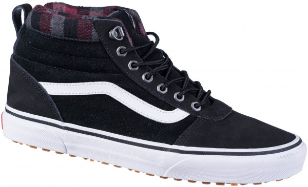 42.43.111 VANS Ward Hi MTE Sneaker black/plaid
