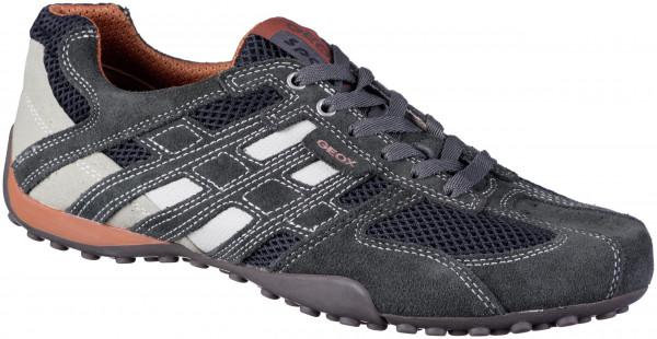 21.44.121 GEOX Sneaker dk.grey/off white