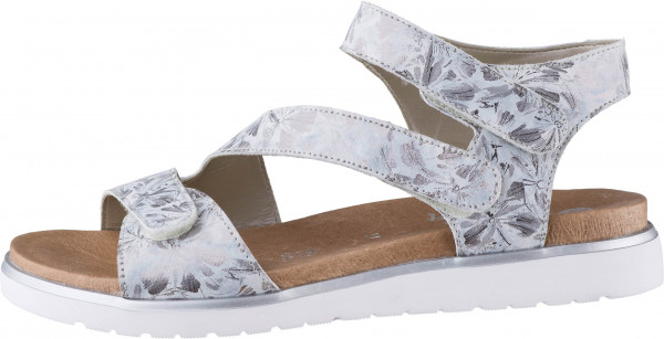 15.42.125 REMONTE Comfort-Sandale grau-metallic