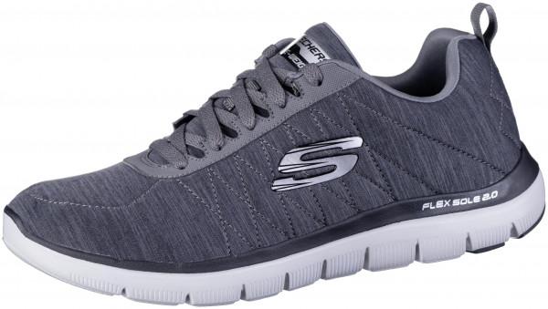 42.44.119 SKECHERS Flex Advantage 2.0 Sportschuh charcoal