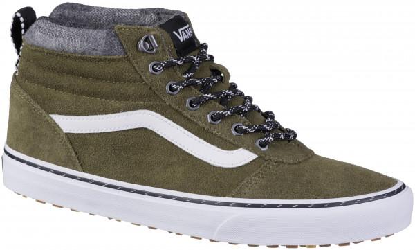 42.45.128 VANS MN Ward Hi MTE Sneaker militaryolive/black