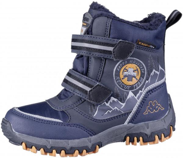 37.43.153 KAPPA Rescue Tex Boot navy/orange