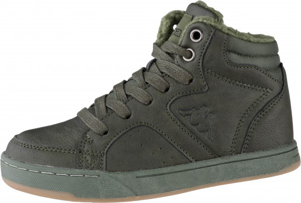 37.41.128 KAPPA Nanook Sneaker army/black