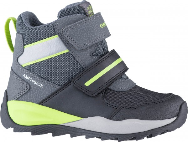 37.41.115 GEOX Stiefel black/lime