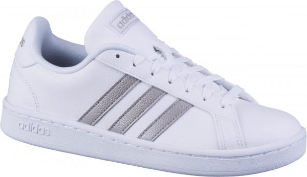 41.45.163 ADIDAS Grand Court Sportschuh white/plamet/white