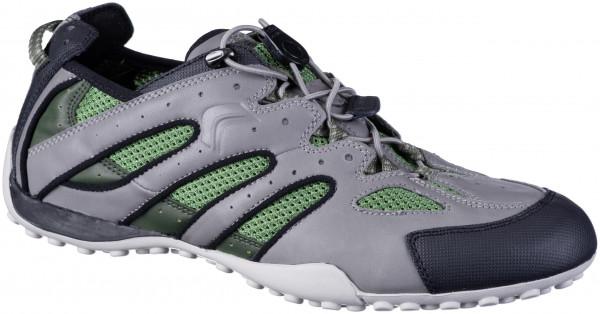 21.44.127 GEOX Sneaker grey/dk.green