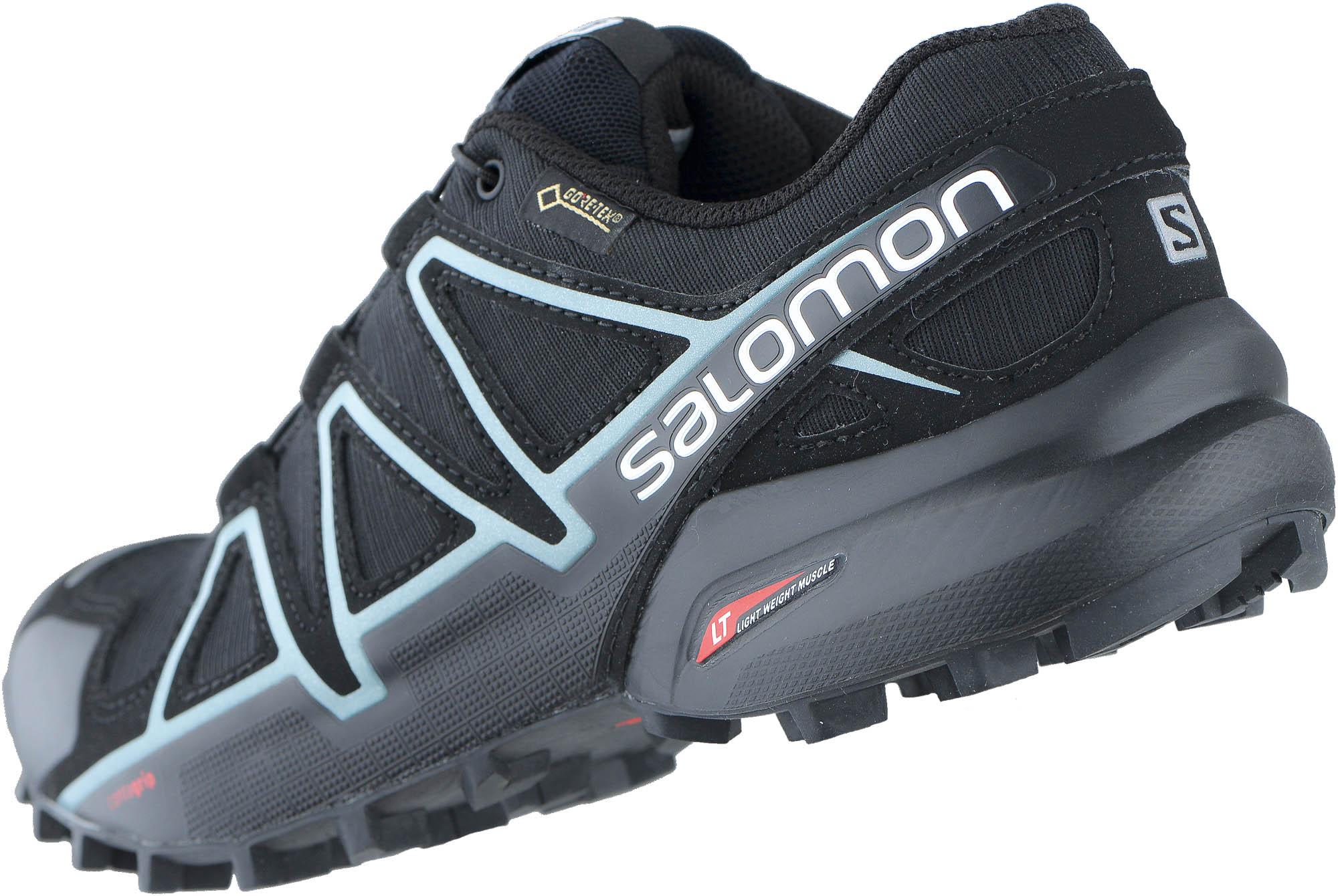 SALOMON Speedcross 4 GTX Trekkingschuh black