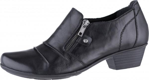 13.41.101 REMONTE Comfort-Pumps schwarz/schwarz