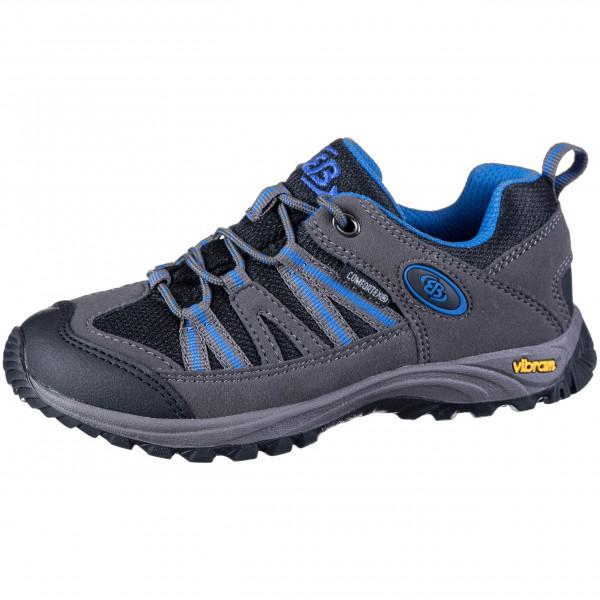 48.43.101 BRÜTTING Ohio Low Trekkingschuh grau/schwarz/blau
