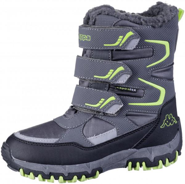 37.43.152 KAPPA Great Tex Boot grey/lime