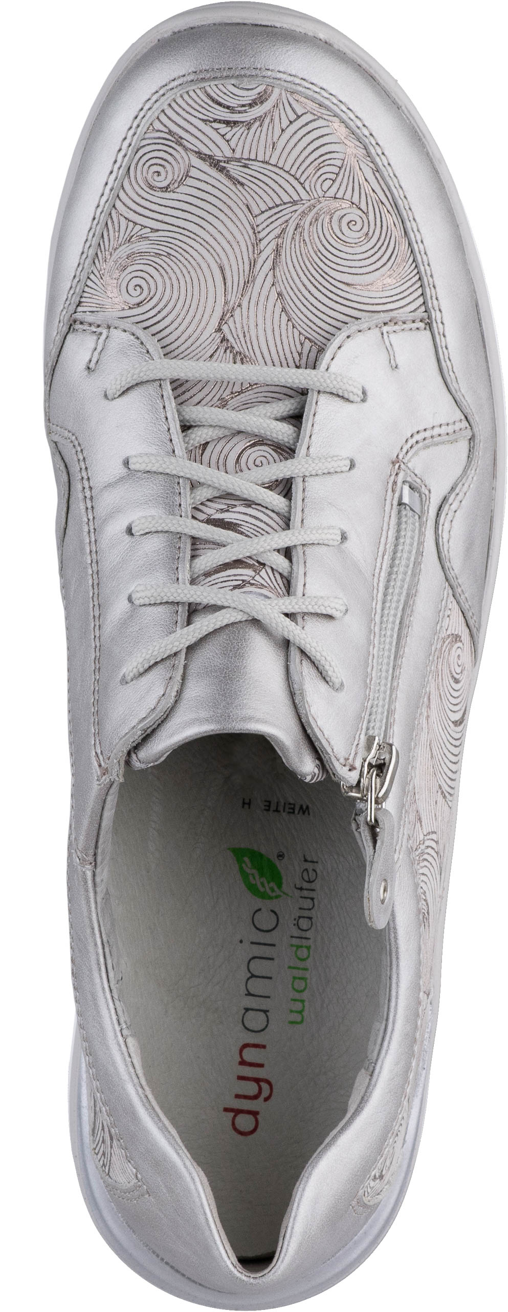 White Harper Sneakers
