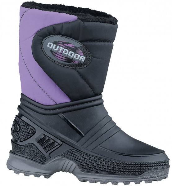 45.37.109 BECK Outdoor Moonboot lila