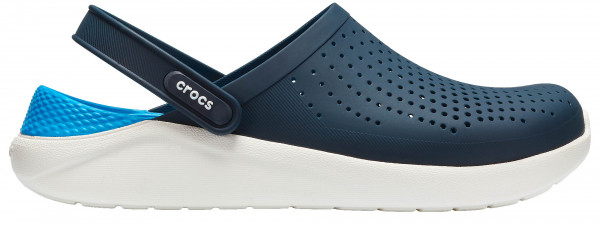 43.41.104 CROCS TM SHOES Lite Ride Clog navy/white