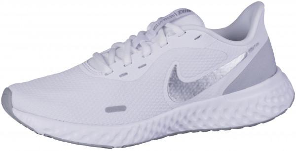 41.43.155 NIKE Revolution 5 Sportschuh white/wolf grey