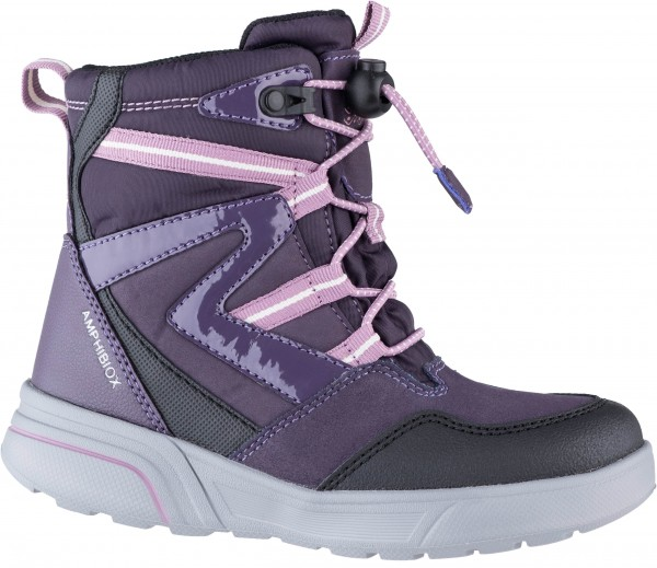 37.41.110 GEOX Stiefel violet/lavender