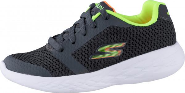 40.42.110 SKECHERS GO Run 600 Sneaker charcoal/lime
