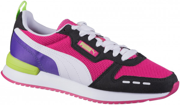 57.45.105 PUMA R78 Sportschuh beetroot purple/black/white