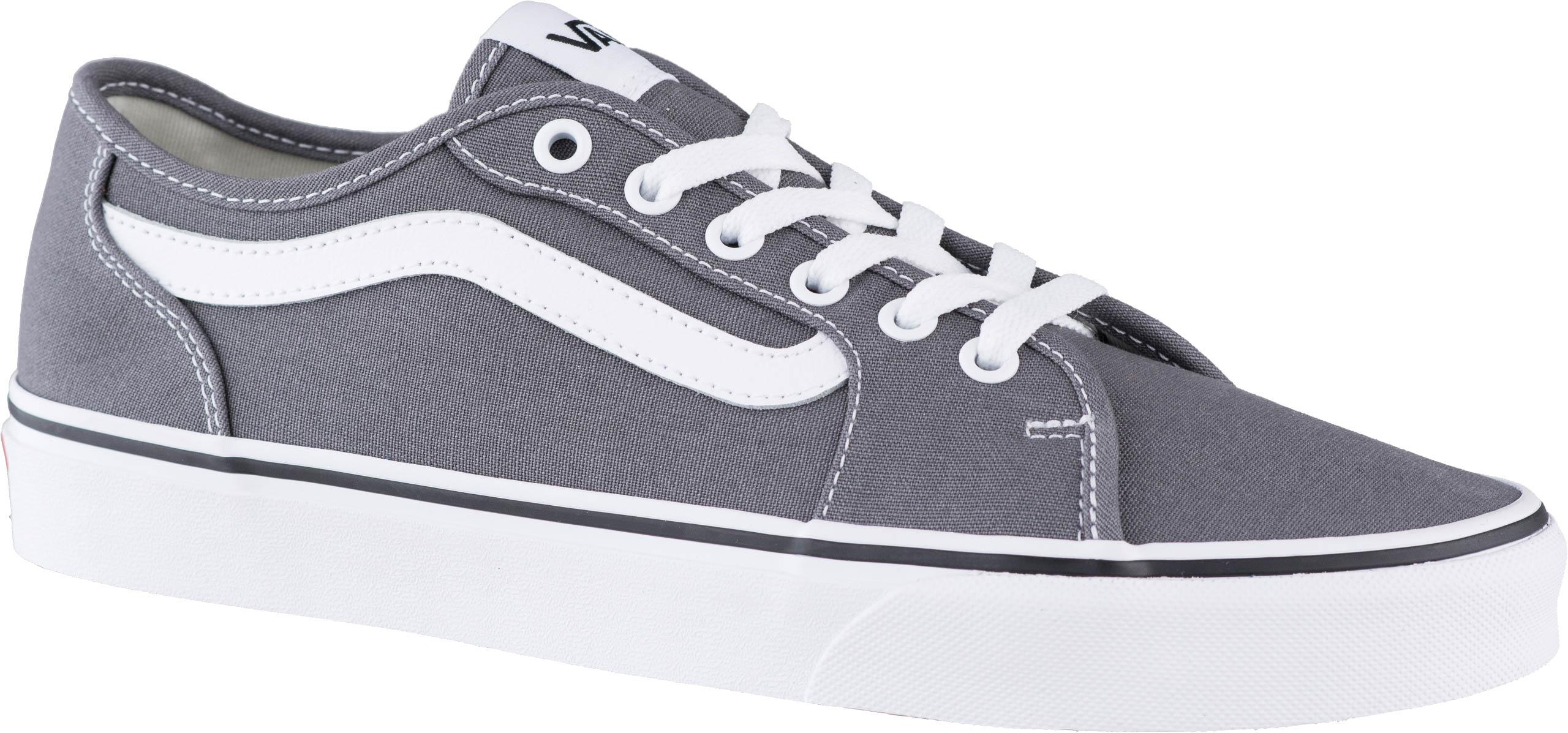 VANS Filmore Decon Sneaker pewterwhite