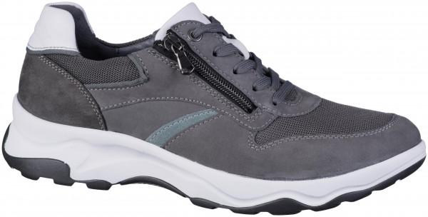 22.44.108 WALDLÄUFER H-Max Comfort-Sneaker basalt/mint/weiss