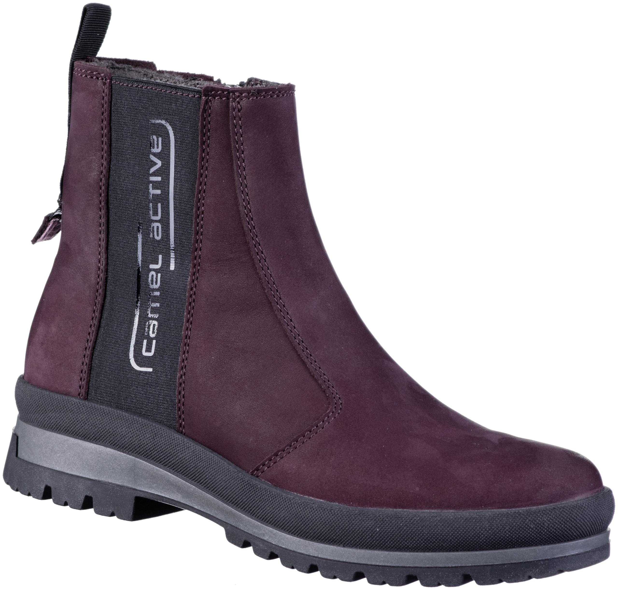 CAMEL ACTIVE Move 71 Stiefelette oxblood