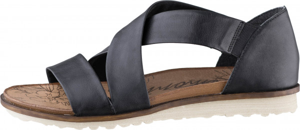 15.42.128 REMONTE Comfort-Sandale schwarz