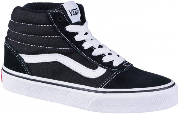 40.43.127 VANS Ward Hi Sneaker black/white