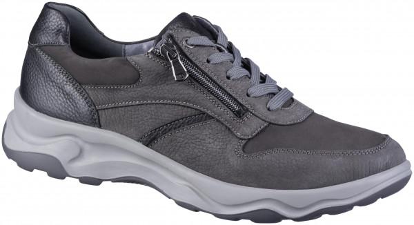 22.45.105 WALDLÄUFER H-Max 18 Comfort-Sneaker carbon/schwarz