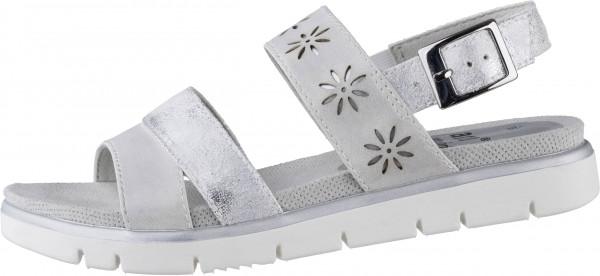 15.42.150 JANA Comfort-Sandale offwhite combi