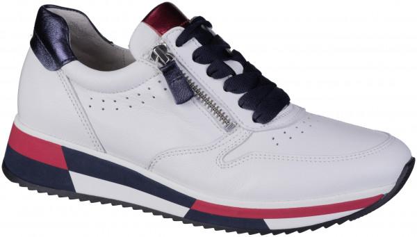 12.44.271 GABOR Sneaker weiss/marine kombi