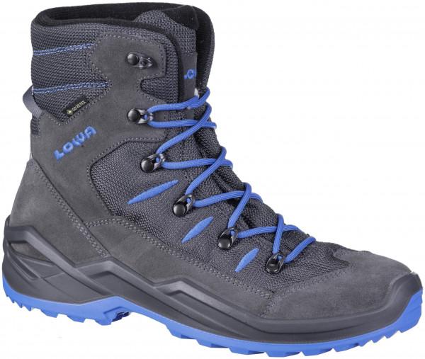45.43.136 LOWA RUFUS GTX® Boot anthrazit/blau