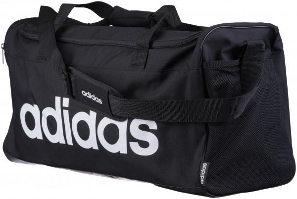 61.45.116 ADIDAS Lin Duffle M Sporttaschen black/black/white