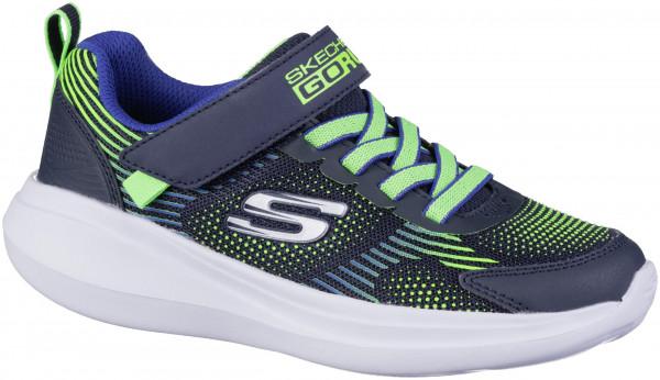40.45.135 SKECHERS Go Run Fast Sneaker navy/lime