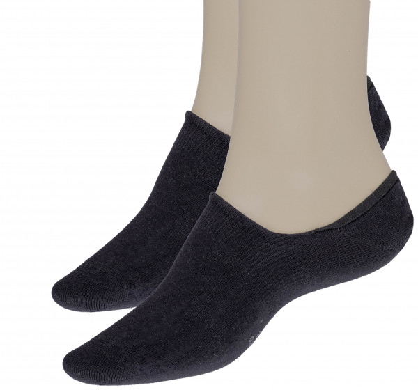 65.39.113 CAMANO Basic NOS Invisible Socke black