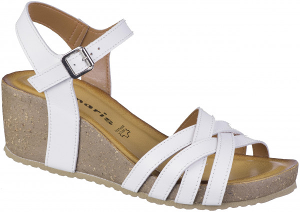 14.44.145 TAMARIS Sandalette white