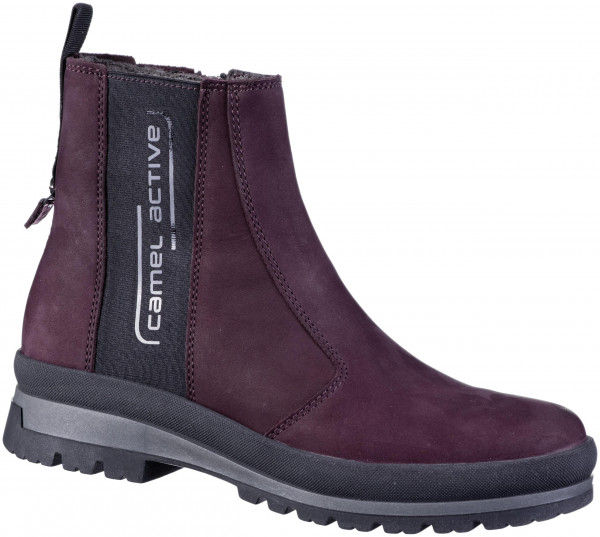 16.43.311 CAMEL ACTIVE Move 71 Stiefelette oxblood