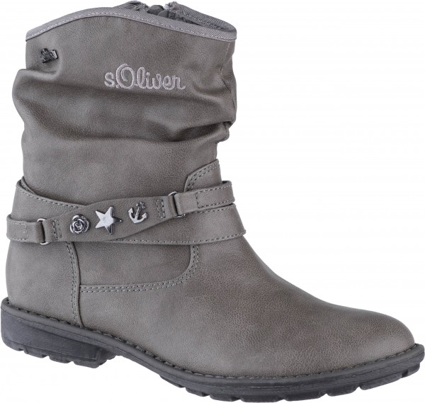37.41.103 S.OLIVER Stiefel grey