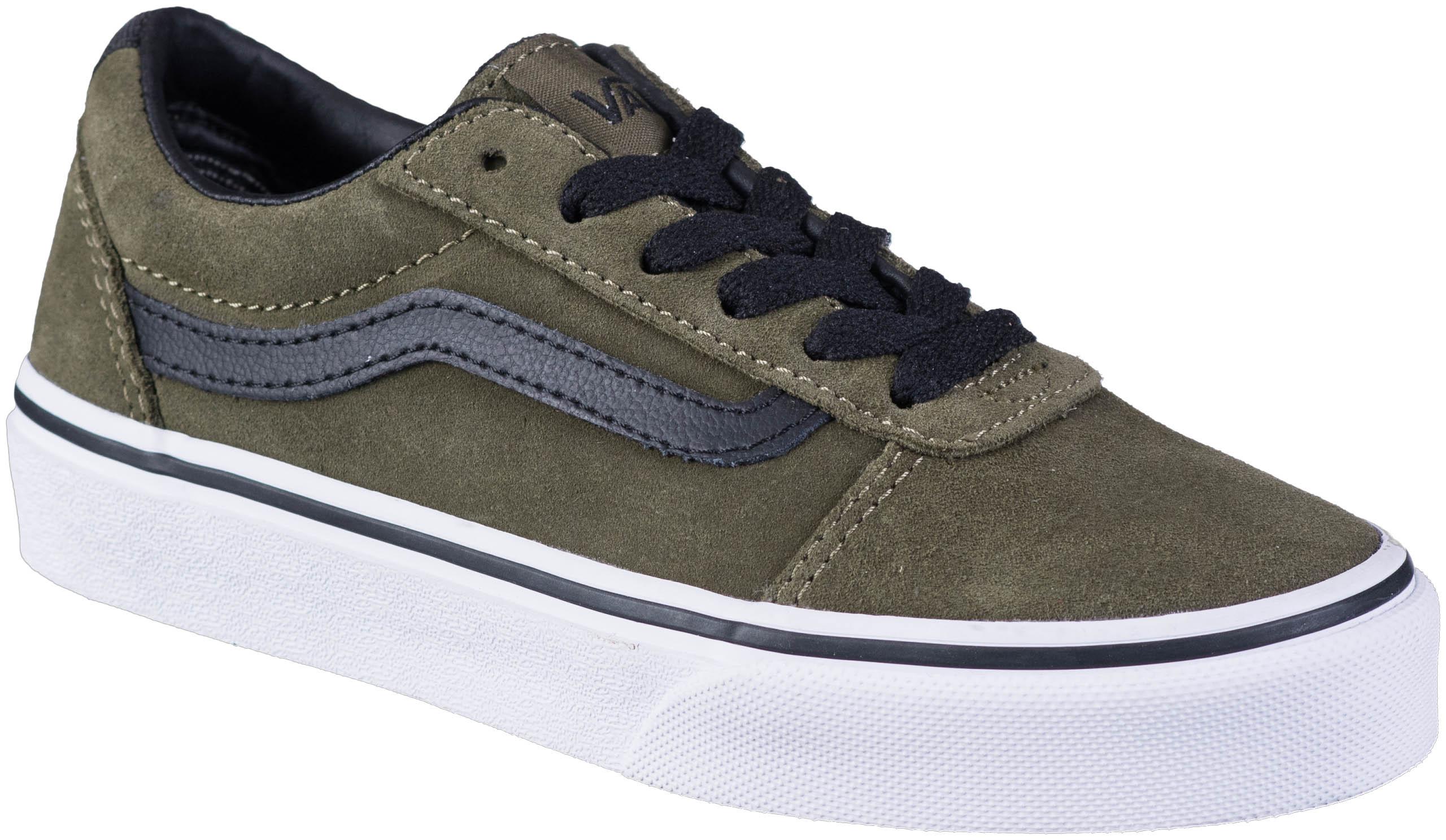VANS Ward Sneaker beechblack