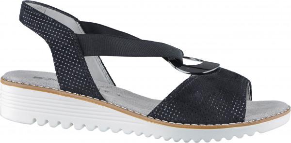 15.40.159 JENNY Sport Belize-Sand Comfort-Sandale schwarz
