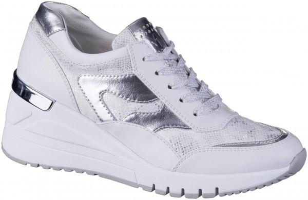 12.44.116 MARCO TOZZI Sneaker white combi