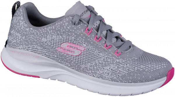 41.45.135 SKECHERS Ultra Grouve Sneaker grey/hot pink