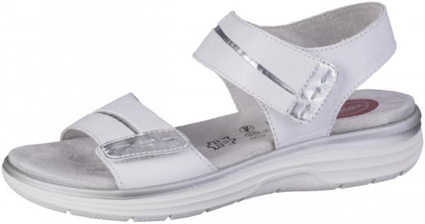 15.44.115 JANA Comfort-Sandale white